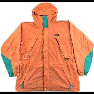 Patagonia Full Zip/Button Up Windbreaker Jacket